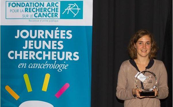 Journées Jeunes Chercheurs : Deux prix remis à une jeune interne de l'hôpital Haut-Lévêque de Bordeaux