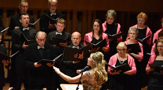Soirée musicale Exceptionnelle – Un peu d'histoire pour mieux connaitre l'ensemble vocal Accords Libres