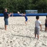 Initiation sur sable pour les plus petits