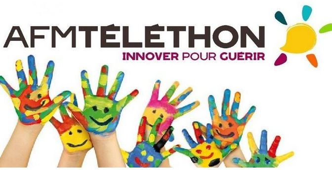 Téléthon 2016 à St Jean d'Illac, 2 et 3 décembre
