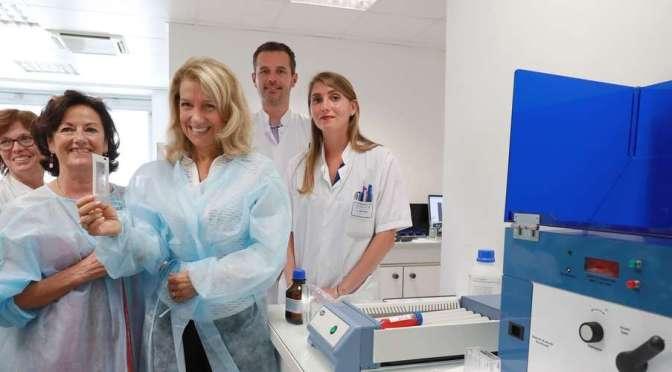A l'Institut Bergonié de Bordeaux, un nouvel équipement détecte les cancers par une simple prise de sang