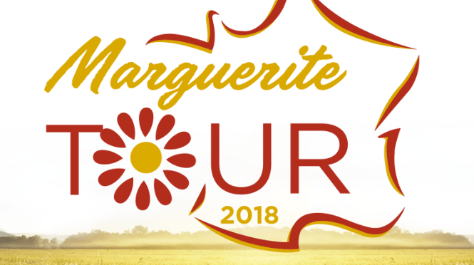 Marguerite Tour 2018 supermarchés Casino au profit de l'Association Pierre Favre