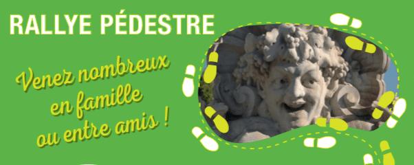 Rallye pédestre de l'Association Pierre Favre, samedi 29 septembre 2018