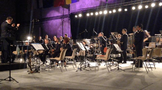 Programme du Grand concert caritatif avec la Musique des Forces Aériennes de Bordeaux, 26 octobre 2018, Saint Jean d'Illac
