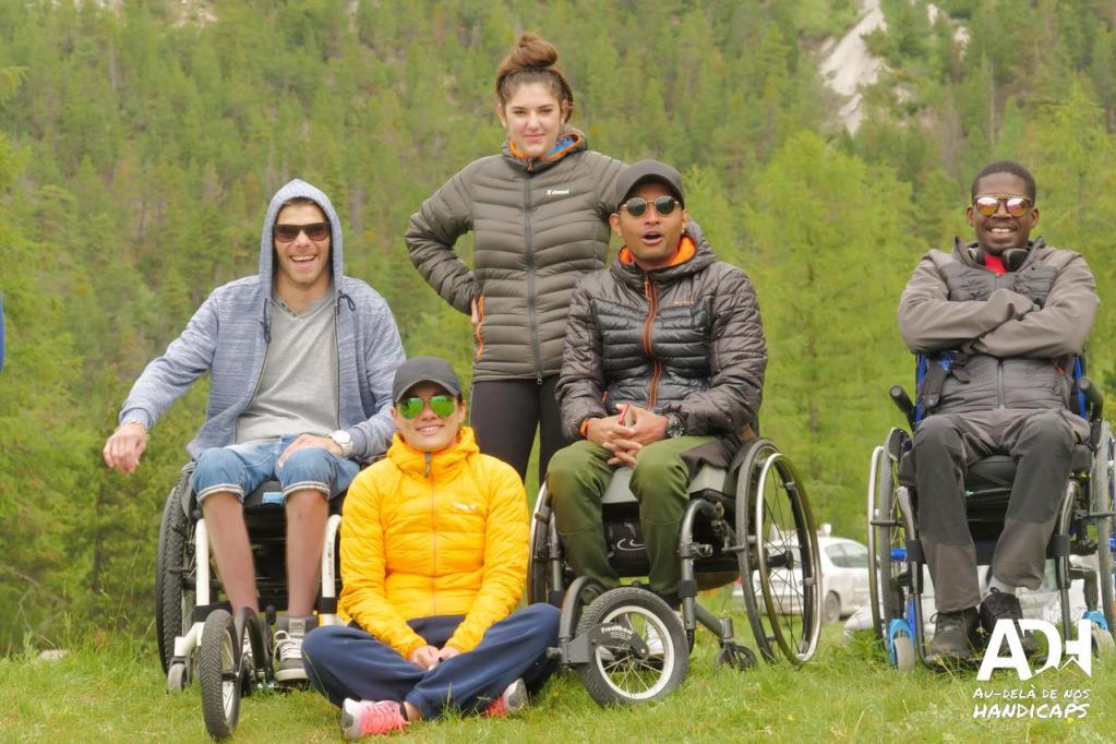 Raid Brigantium Dream Warriors - photo des participants