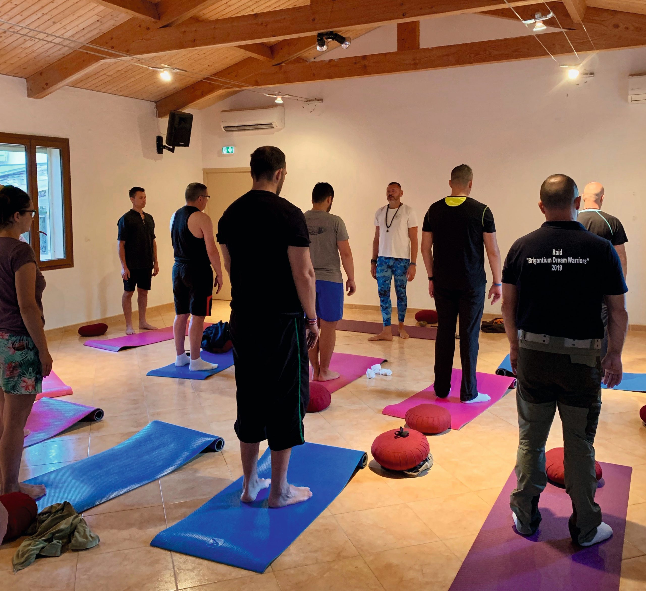 Page OBJECTIFS 2019 – Saint-Honorat – YOGA
