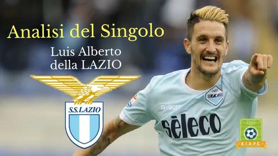Analisi del Singolo: Luis Alberto della Lazio