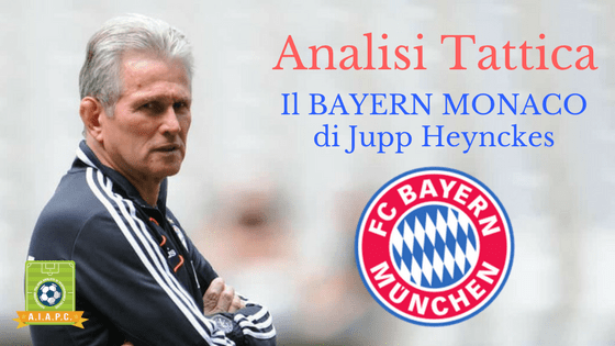 Analisi Tattica: il Bayern Monaco di Jupp Heynckes