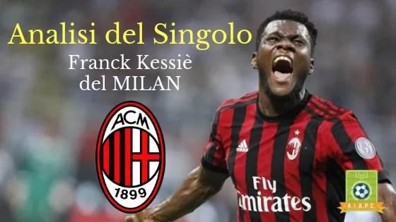 Analisi del Singolo: Franck Kessiè del Milan