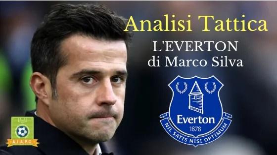 Analisi Tattica: l'Everton di Marco Silva