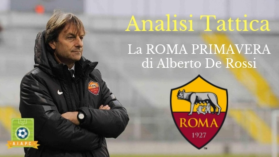 Analisi Tattica: la Roma Primavera di Alberto De Rossi