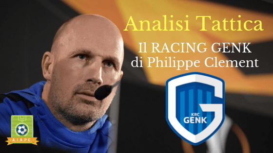 Analisi Tattica: il Racing Genk di Philippe Clement