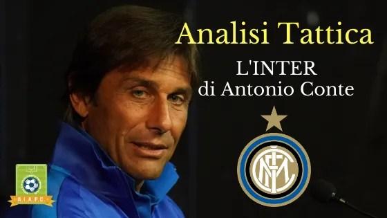 Analisi Tattica: l'Inter di Antonio Conte
