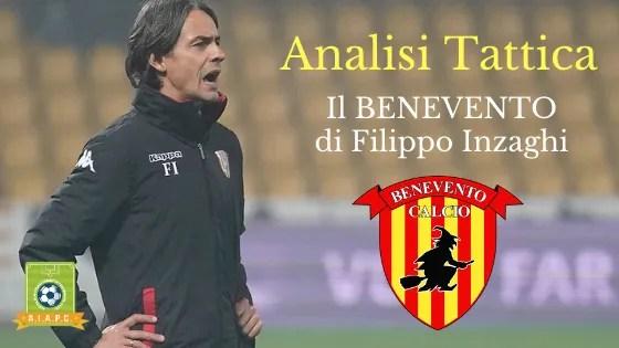 Analisi Tattica: il Benevento di Filippo Inzaghi