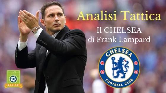 Analisi Tattica: il Chelsea di Frank Lampard
