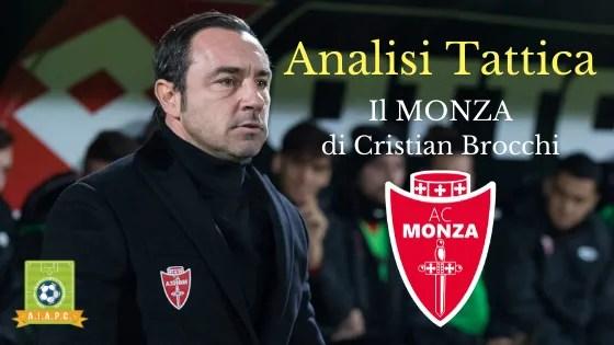 Analisi Tattica: il Monza di Cristian Brocchi