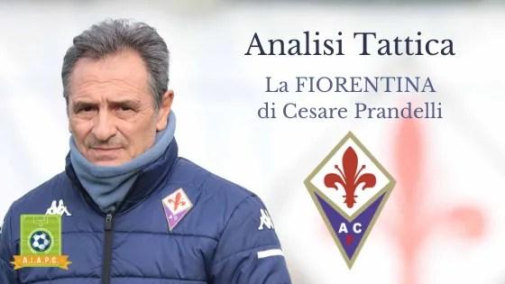 Analisi Tattica: la Fiorentina di Cesare Prandelli