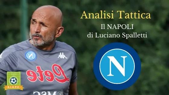 Analisi Tattica: il Napoli di Luciano Spalletti