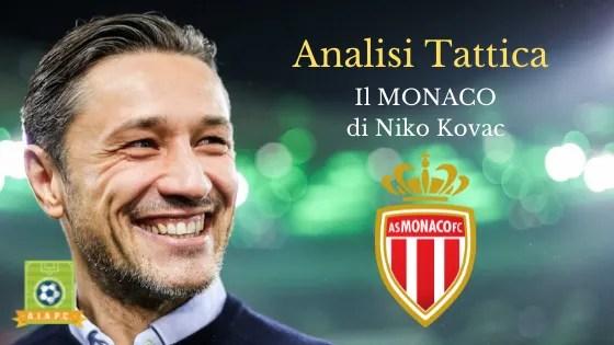 Analisi Tattica: il Monaco di Niko Kovac