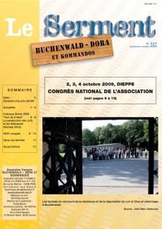 SERMENT N°327 - septembre octobre 2009