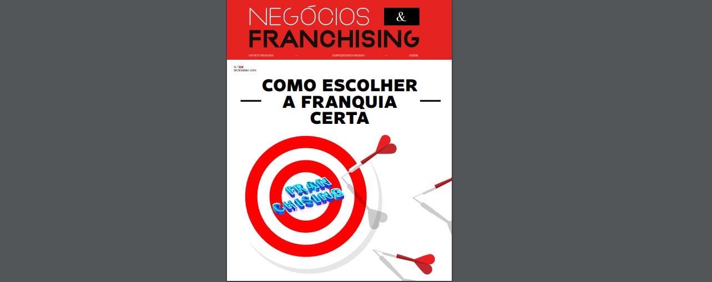 Revista Negócios & Franchising 2019