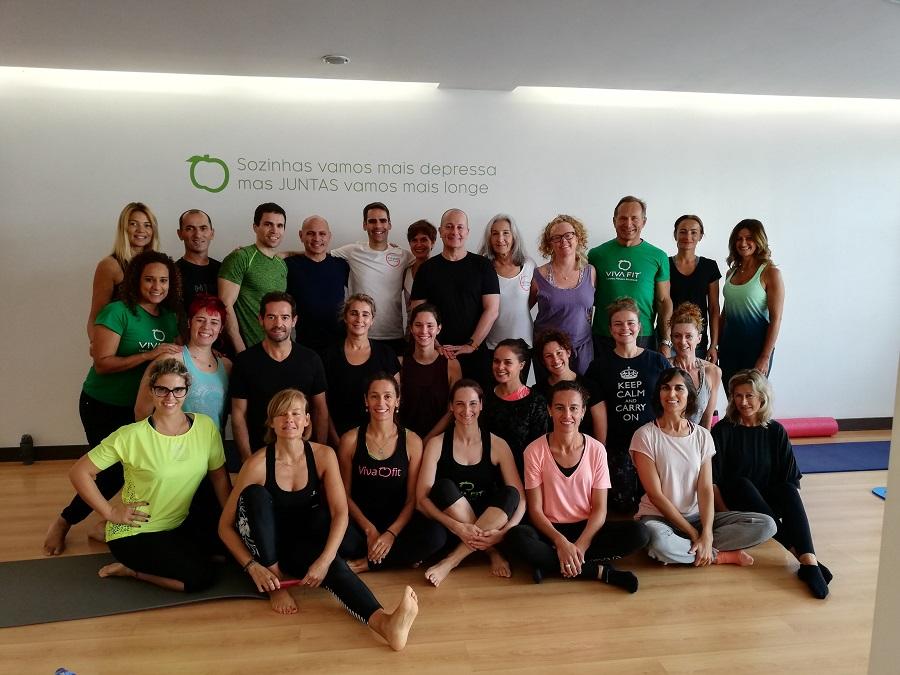 VIVAFIT recebe Michael King, guru do pilates