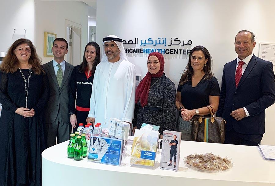 Franchising Personal20 inaugura segundo estúdio em Abu Dhabi