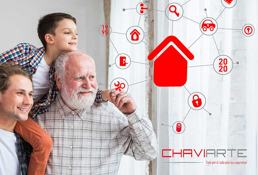 Franchising Chaviarte comemora 25 anos