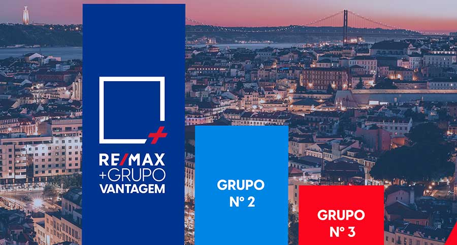 RE/MAX + Grupo Vantagem na liderança há 43 meses