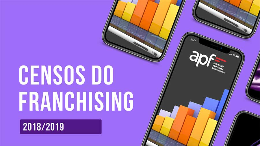 Censos franchising 2018 by APF
