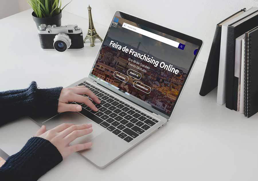 Feira de Franchising Online prolongada até 30 de outubro