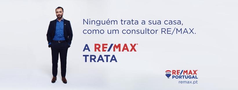 """Nova campanha mostra que """"Ninguém trata da sua casa como um consultor RE/MAX"""""""