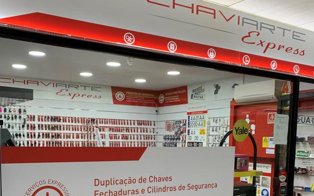 Chaviarte abre nova loja em Alfornelos
