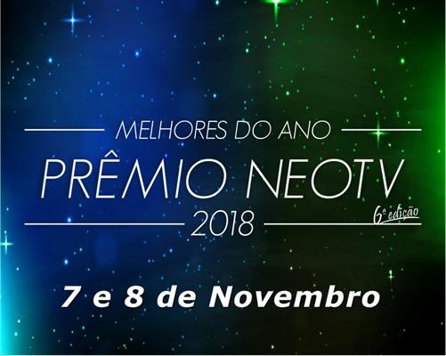 Prêmio NeoTV Melhores do Ano 2018