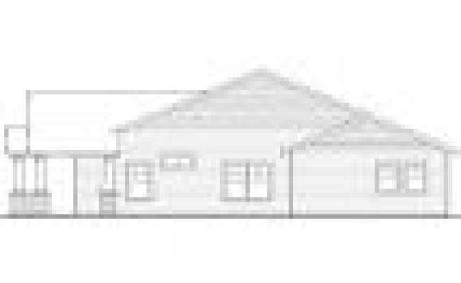 Craftsman House Plans Carlton 30 896 Associated Designs