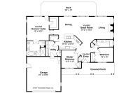 Simple House Plans View Placement - Home Plans ...