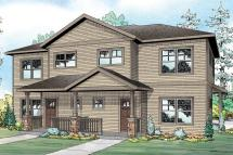Country House Plans Duplex