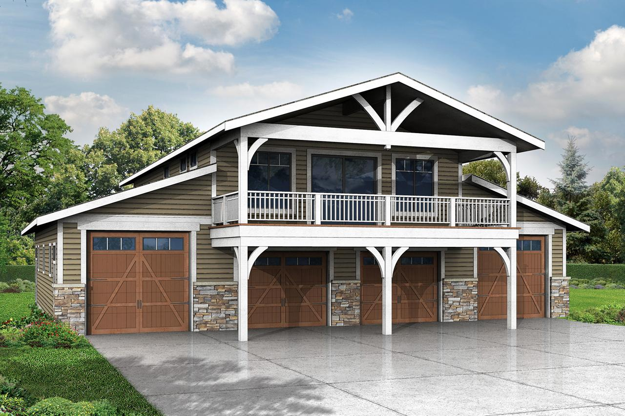 Country House Plans  Garage wRec Room 20144  Associated Designs