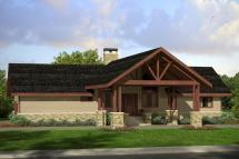 Lodge Style House Plans for a Home