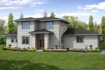 Prairie Style House Plans - Larkview 31-057