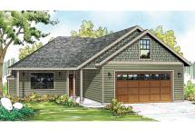 Front Elevation Ranch House Plans