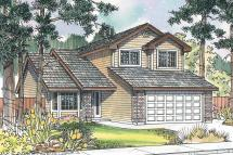 Traditional House Plans - Knollwood 30-324