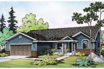 Traditional House Plans - Walsh 30-247 Design