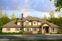 Traditional House Plans - Masonville 30-935
