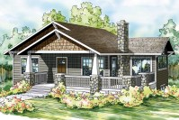 Sloped Lot House Plans & Daylight Basement | Associated ...
