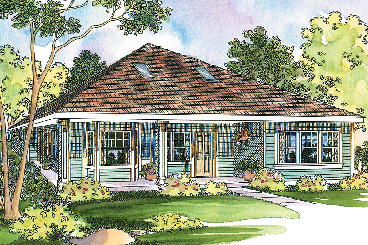 open plan kitchen living room ideas ireland rooms with navy blue couches cottage house plans - lincoln 30-203 associated designs