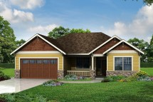 Cottage Style Ranch House Plans