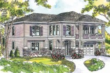 European Home Designs House Plans