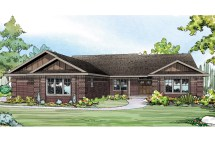 Brick Home Ranch Style House Plans