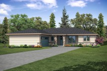 New Ranch House Plans